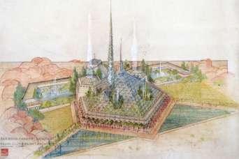 «Восточный бордель» знаменитого архитектора так и не построили