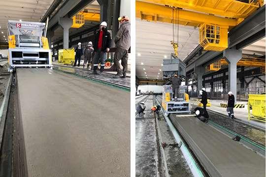 ПСГ «Ковальская» инвестировала 150 млн. грн. в модернизацию производства железобетонных плит