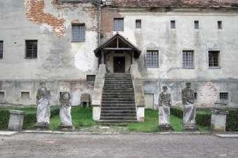 Крышу монастыря капуцинов срочно отремонтируют