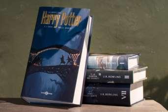 Гарри Поттера подвинули с обложек ради новой архитектуры