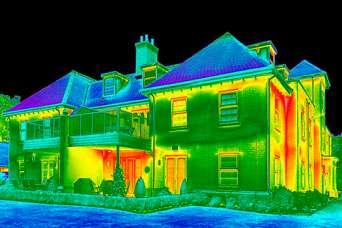 Источники потерь тепла в частных домах. Часть 3