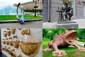 20 волшебных мест Киева, где исполняются желания. Часть 2