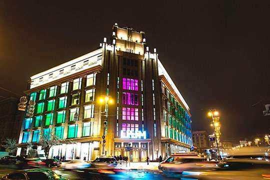 В Киевском ЦУМе обеспечена полная автоматизация и бесперебойное энергоснабжение