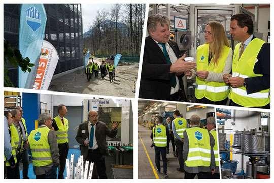 В Зальцбурге состоялось торжественное открытие инновационного центра МАСО