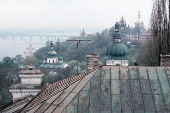 Каким был Киев на цветных фотографиях 1966-го года. Фото