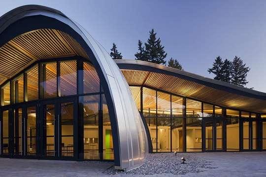 Что такое органическая архитектура