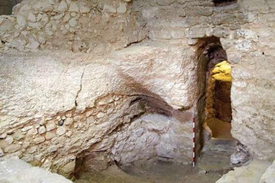 Обнаружена постройка, которая считается родным домом Иисуса Христа. Фото и видео