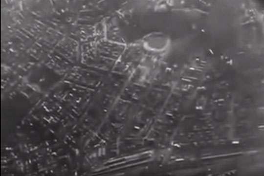 Как бомбили Киев на рассвете 22 июня 1941 г. Видео