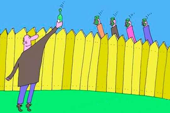 Как построить забор для дачи своими руками. Часть 2