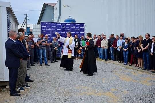 «Снєжка-Україна» реконструює й розширює виробничий цех з виготовлення фарб