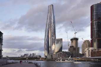Объявлены лучшие небоскребы 2021 г.