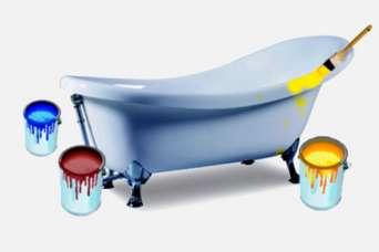 Как отреставрировать эмаль старой ванны своими руками
