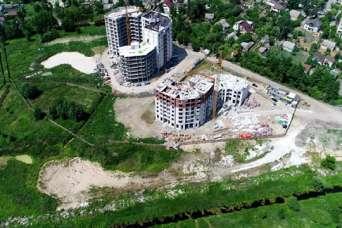 В Ирпене арестовали землю под строительство жилья