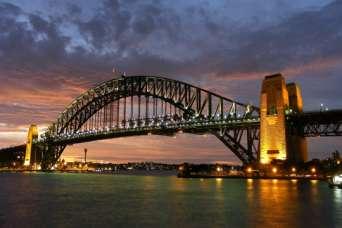 Архитекторы представили неудавшиеся варианты знаменитого моста