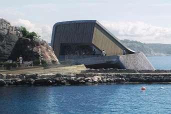 Самый большой подводный ресторан в мире уже принимает заказы