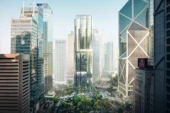 На самой дорогой земле в мире возведут небоскреб