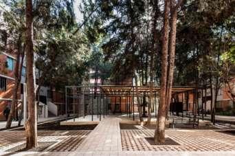 Детская площадка признана лучшим архитектурным проектом Америки. Фото