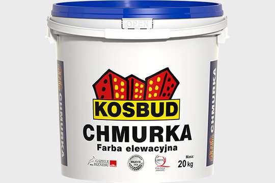 В Украине представлена противогрибковая акриловая фасадная краска