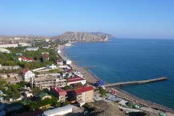 Город Судак в Крыму собираются перестроить и, тем самым, загубить. Видео