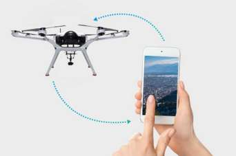 В США сеть трубопроводов контролируют водородные дроны